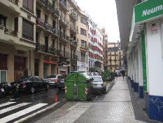 46211 - Parking Coche en venta en San Sebastián / C/ Carquizano - Gros - Donostia-San Sebastián