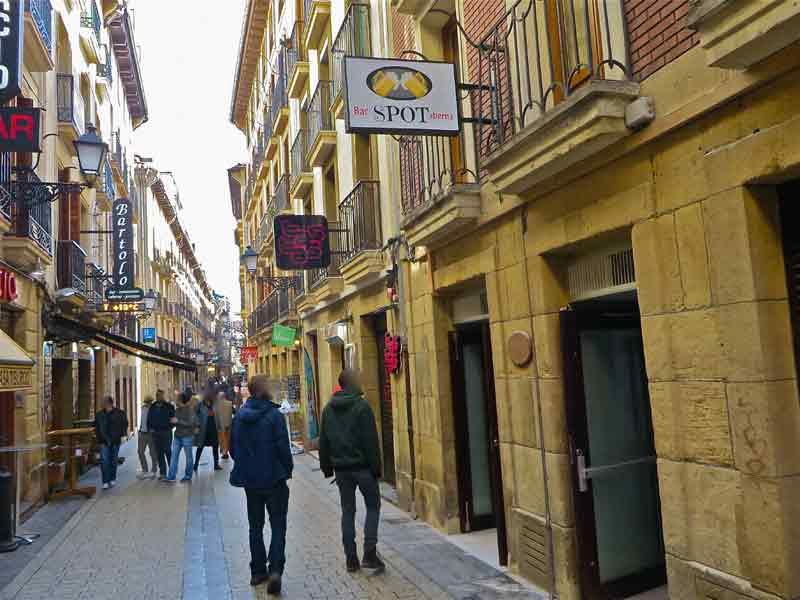 124004 - C/ Fermín Calbetón-Parte Vieja Donostiarra