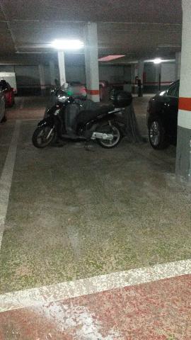 Imagen 1 Inmueble 152842 - Parking Coche en venta en San Sebastián / Borroto (Etxadi-Aiete)