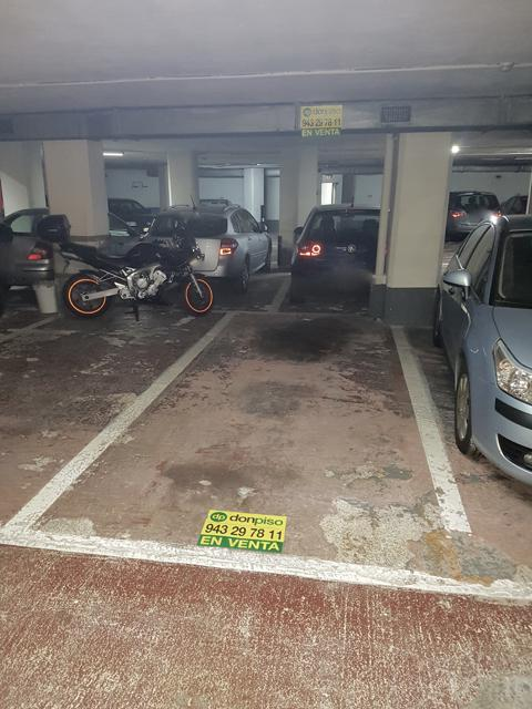 165465 - Calle Oiartzun (Gros)-Parking-Ascensor