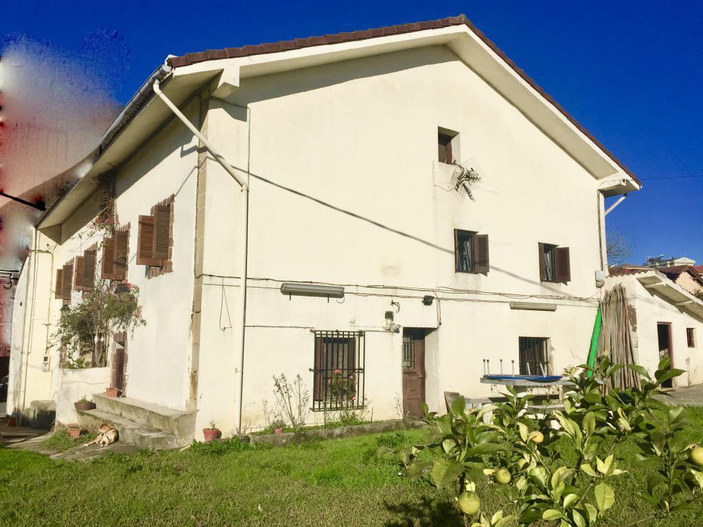 Imagen 2 Casa Rústica en venta en San Sebastián / Lauaizeta-Alza-Villa con gran terreno-Donostia