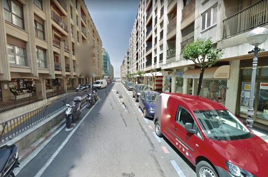 Imagen 1 Inmueble 224224 - Parking Coche en venta en Donostia-San Sebastián / Segundo Izpizua-Plaza para coche median...
