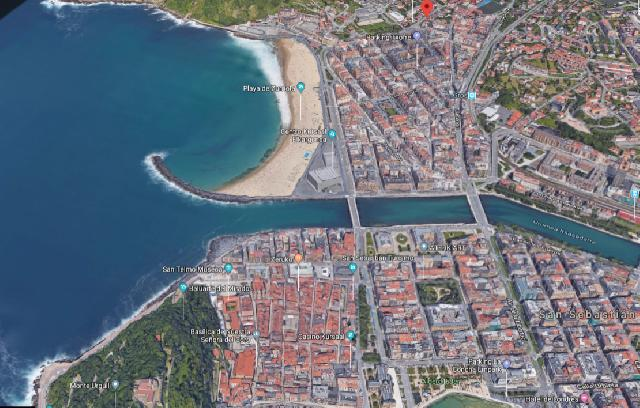 Imagen 1 Inmueble 226385 - Local Comercial en venta en San Sebastián / Gros-Bar en funcionamiento-Donostia