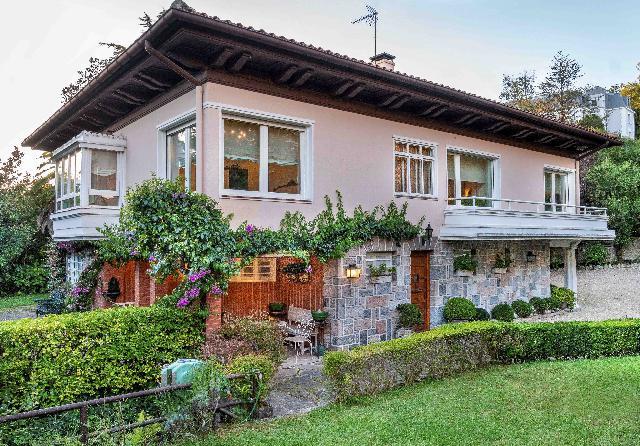 Imagen 1 Inmueble 230491 - Casa en venta en Donostia-San Sebastián / Alto de Miracruz-Ategorrieta-Villa en parcela de...