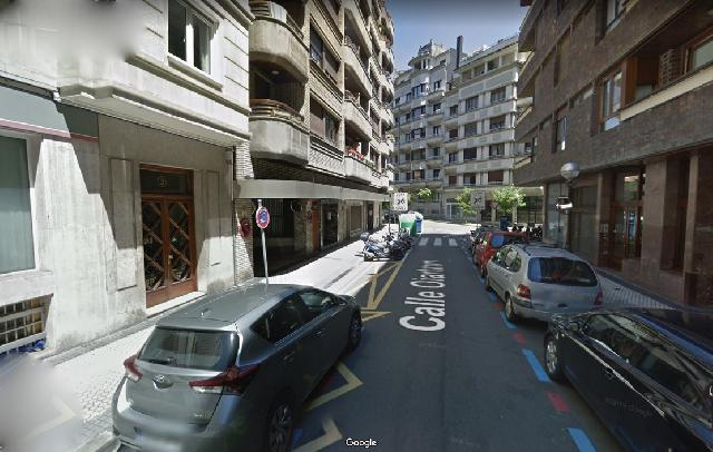 Imagen 1 Inmueble 244162 - Parking Coche en alquiler en Donostia-San Sebastián / Calle Oiartzun-Gros-Donostia