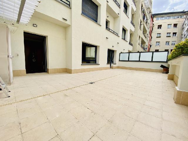 Imagen 1 Inmueble 248646 - Piso en alquiler en Donostia-San Sebastián / Calle Renteria-Gros-Donostia