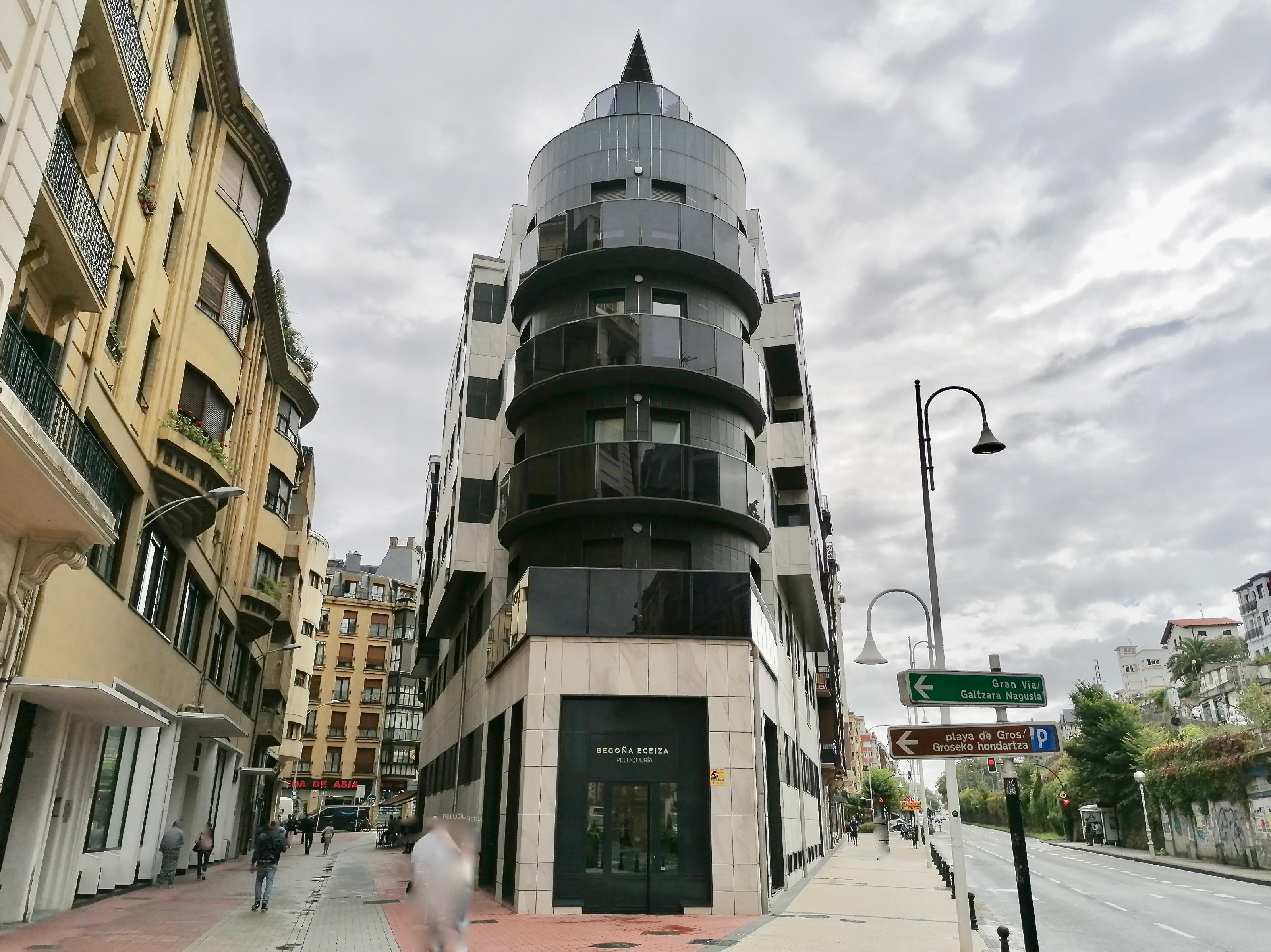 Imagen 1 Piso en alquiler en Donostia-San Sebastián / Calle Miracruz-Gros-Donostia