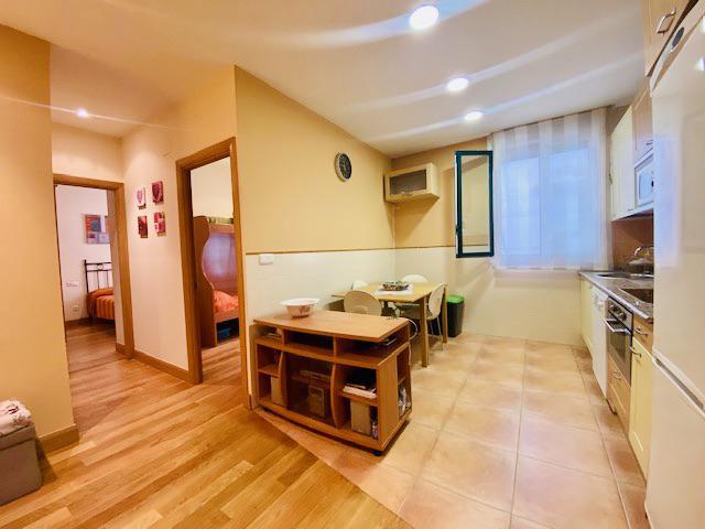 Imagen 1 Inmueble 252858 - Piso en venta en Donostia-San Sebastián / San Frantzisko Kalea-Gros-Donostia