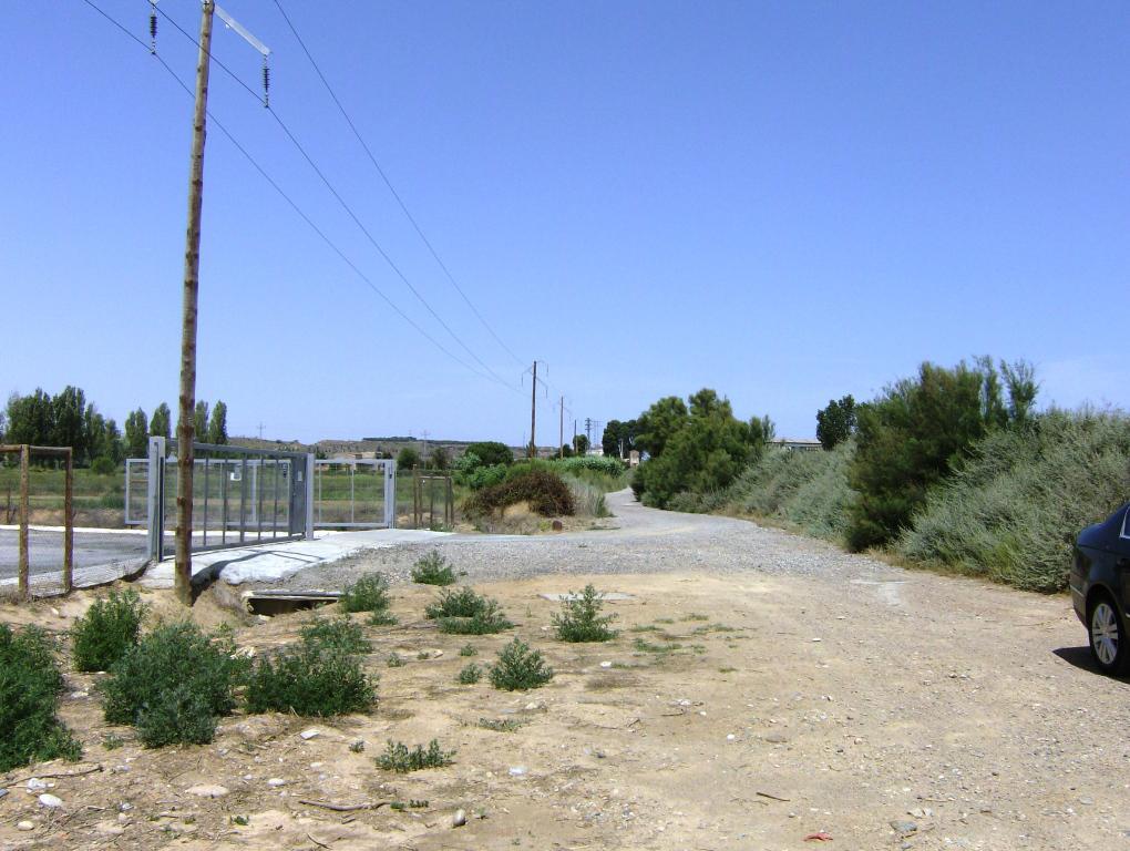 122265 - Salida Monzón a Binefar a 0.5 Km al lado de la Carreter