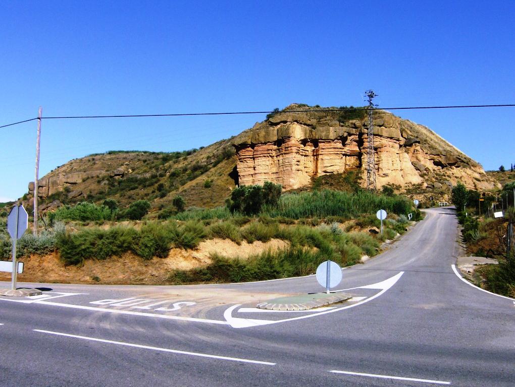 123263 - Carretera Pueyo. Accesso a La Alegria