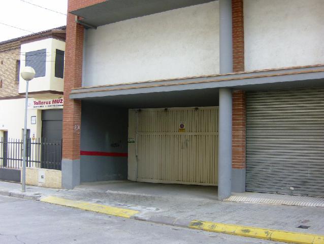Imagen 1 Inmueble 125090 - Parking Coche en venta en Monzón / Al lado de Gasolinera Jaime I