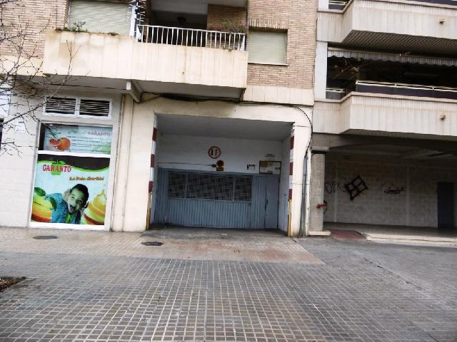 Imagen 1 Inmueble 155004 - Parking Coche en venta en Monzón / Edificio Montecarlo