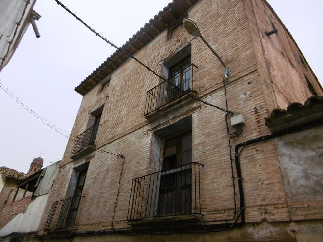 Imagen 1 Inmueble 225430 - Casa en venta en Pueyo De Santa Cruz / Zona centro de Pueyo