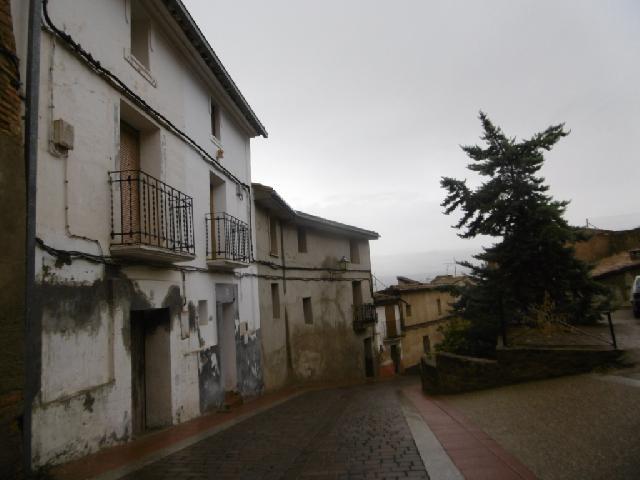Imagen 1 Inmueble 232738 - Casa en venta en Castejón Del Puente / Castejón del Puente