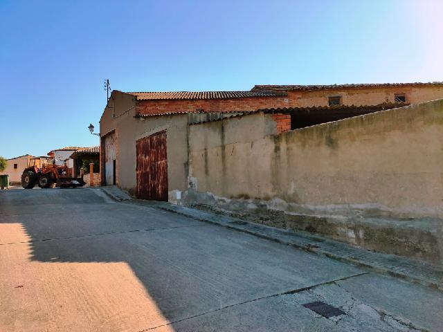 Imagen 1 Inmueble 233526 - Local Industrial en venta en Monzón / En el centro de población de Conchel