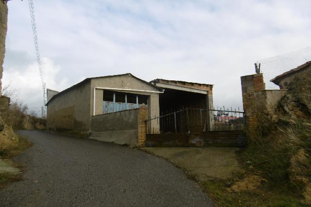 Imagen 1 Inmueble 245393 - Local Industrial en venta en Peralta De Calasanz / Zona cercana a la salida de Peralta