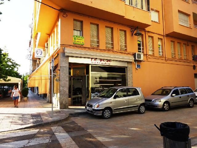 Imagen 1 Inmueble 158027 - Oficina Comercial en venta en Binéfar / Junto al Ayuntamiento
