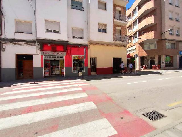 Imagen 1 Inmueble 251501 - Local Comercial en venta en Binéfar / Zona alta calle Lérida