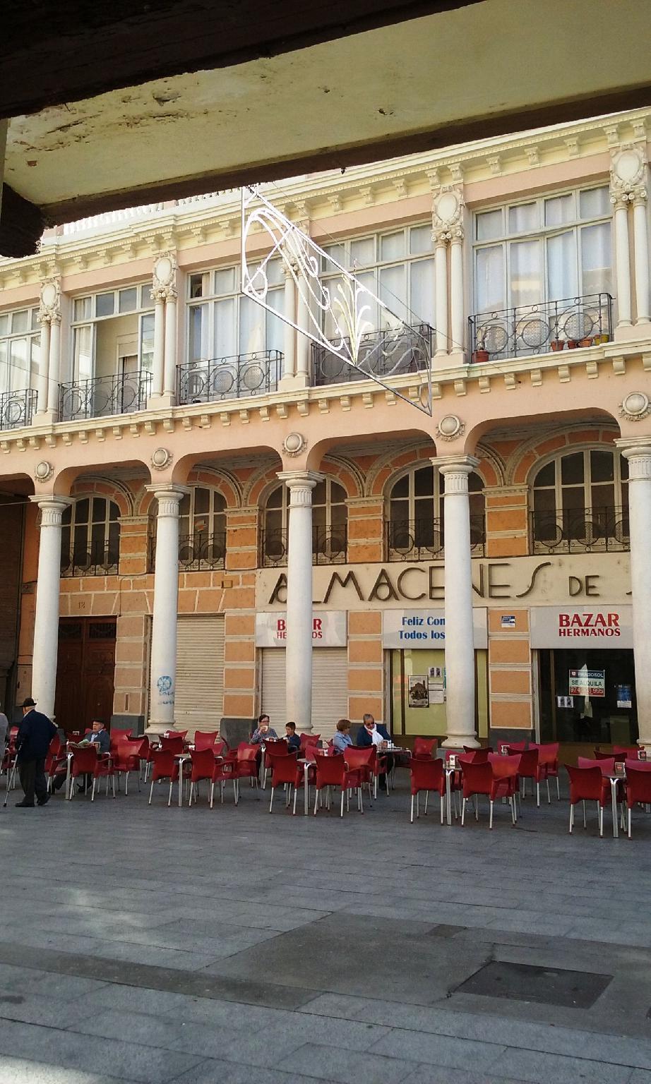 121856 - Zona Centro de Barbastro
