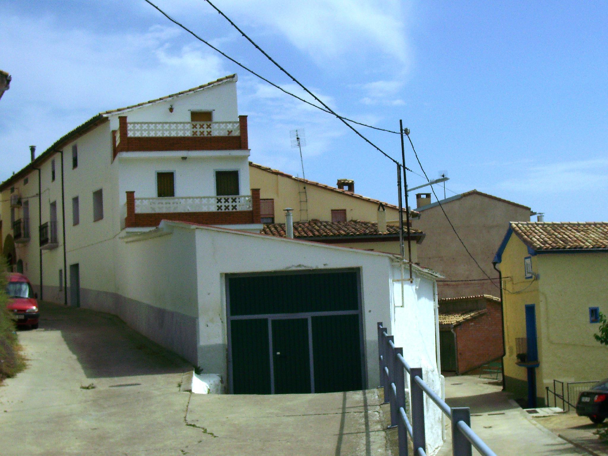 122366 - En el centro del pueblo de Cregenz�n.