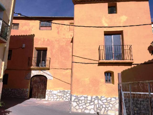 Imagen 1 Inmueble 128407 - Casa Rústica en venta en Estadilla / Casco viejo de Estadilla a 5 minutos del Ayuntamiento.