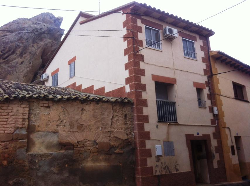 150774 - A la entrada de Azara