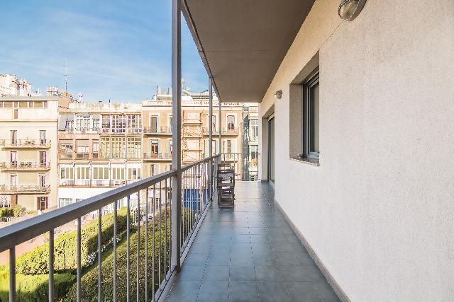 Imagen 1 Inmueble 216900 - Apartamento en alquiler en Barcelona / En el Cuadrado de Oro.