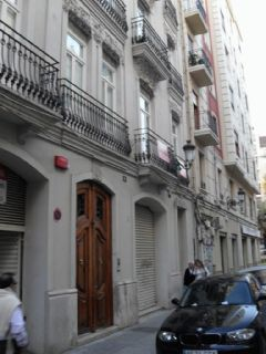 Imagen 1 Inmueble 15136 - Parking Coche en venta en Valencia / Ruzafa