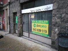 37934 - Local Comercial en alquiler en Eibar / Zona  Barrena