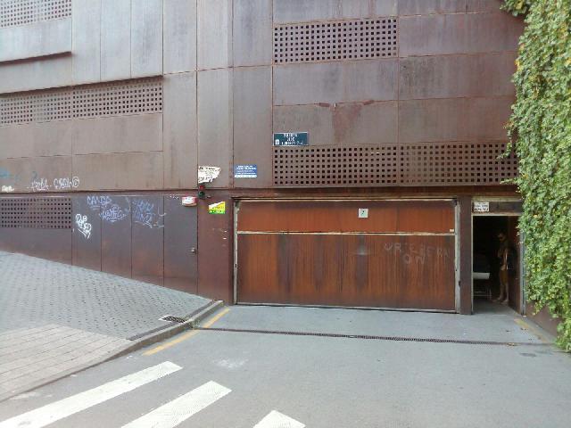 Imagen 1 Inmueble 203686 - Parking Coche en alquiler en Eibar / Zona     Centro