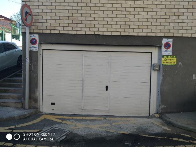 Imagen 1 Inmueble 237076 - Parking Coche en venta en Eibar / Zona       Urki