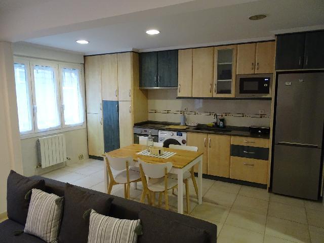 Imagen 1 Inmueble 244717 - Piso en alquiler en Eibar / Zona Legarre -gain