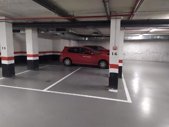 Imagen 1 Inmueble 245408 - Parking Coche en alquiler en Eibar / Zona Urkizu - Txonta