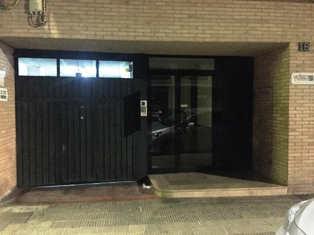 Imagen 1 Inmueble 199116 - Parking Coche en venta en Lleida / Barrio Cappont. Calle Santa Cecicilia 16