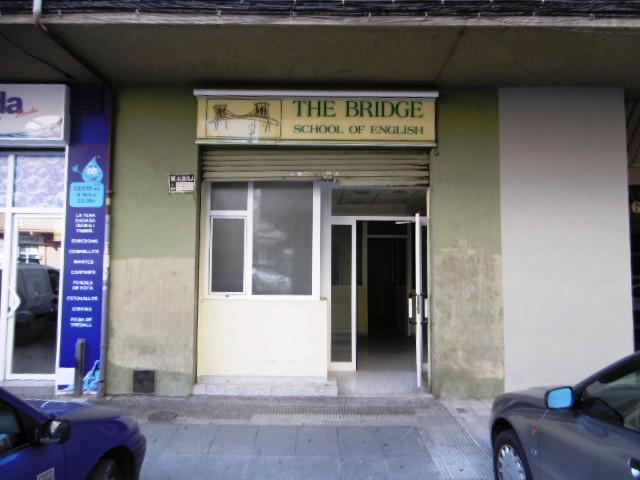 Imagen 1 Inmueble 216587 - Local Comercial en alquiler en Lleida / En el barrio de Cappont