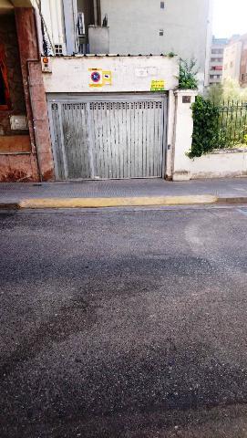Imagen 1 Inmueble 229545 - Parking Coche en venta en Lleida / Zona alta, carrer Sants i Ribes 5