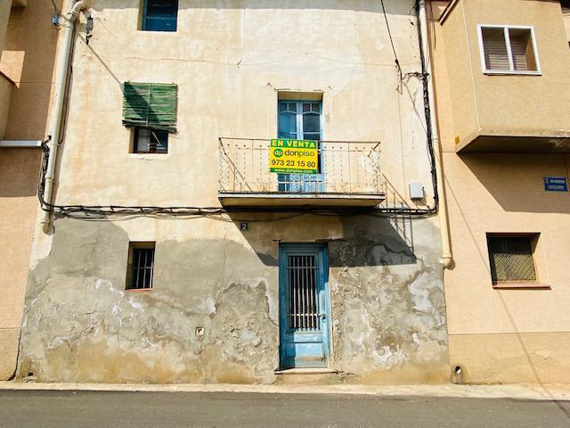 Imagen 1 Inmueble 247561 - Casa en venta en Benavent De Segrià / Centre de Benavent.