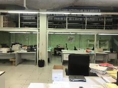 205470 - Oficina Comercial en alquiler en Manresa / Manresa centre - tocant al passeig pere lll