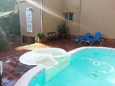 128294 - Casa en alquiler en Sant Cugat Del Vall�s / Zona:  Mirasol