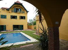 208799 - Casa Aislada en alquiler en Sant Cugat Del Vallès / Centro-Jto. estación