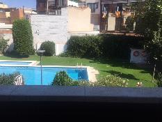 213485 - Casa Adosada en alquiler en Sant Cugat Del Vallès / Centro peatonal. Junto ffgg.