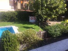 213485 - Casa Adosada en alquiler en Sant Cugat Del Vallès / Centro peatonal, proximo estacion tren fgc