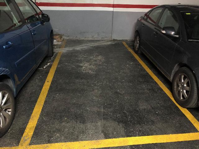 Imagen 1 Inmueble 214059 - Parking Coche en venta en Sant Cugat Del Vallès / Zona: Parc Central