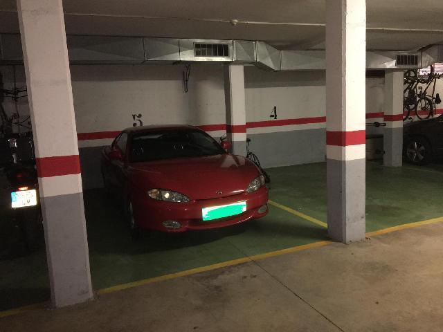 Imagen 1 Inmueble 228809 - Parking Coche en venta en Sant Cugat Del Vallès / Coll Fava - cerca super caprabo