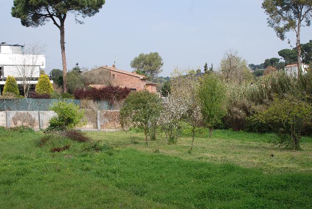 Imagen 1 Inmueble 249674 - Solar Urbano en venta en Sant Cugat Del Vallès / La floresta - cerca ferrocarriles catalanes