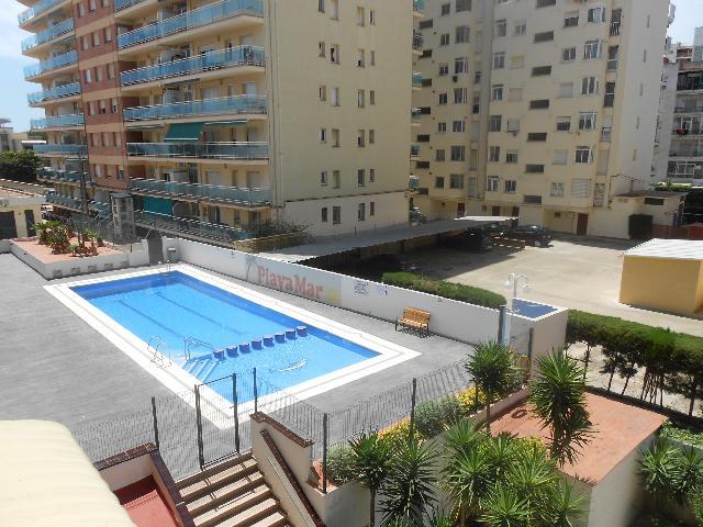 Imagen 1 Inmueble 179611 - Apartamento en venta en Malgrat De Mar / Al lado de la playa, con parquin (opcional)