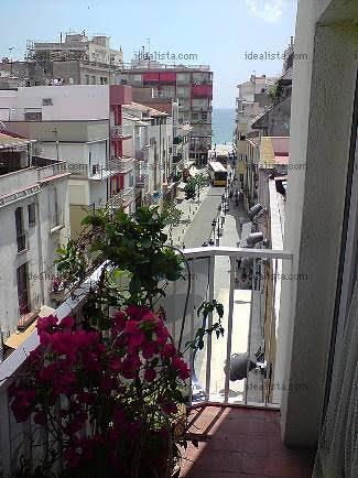 186109 - Centro pueblo vistas al mar