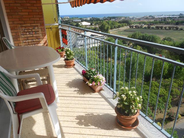 Imagen 1 Inmueble 230587 - Apto. Playa en venta en Santa Susanna / Urbanización La Vall, al lado colegios