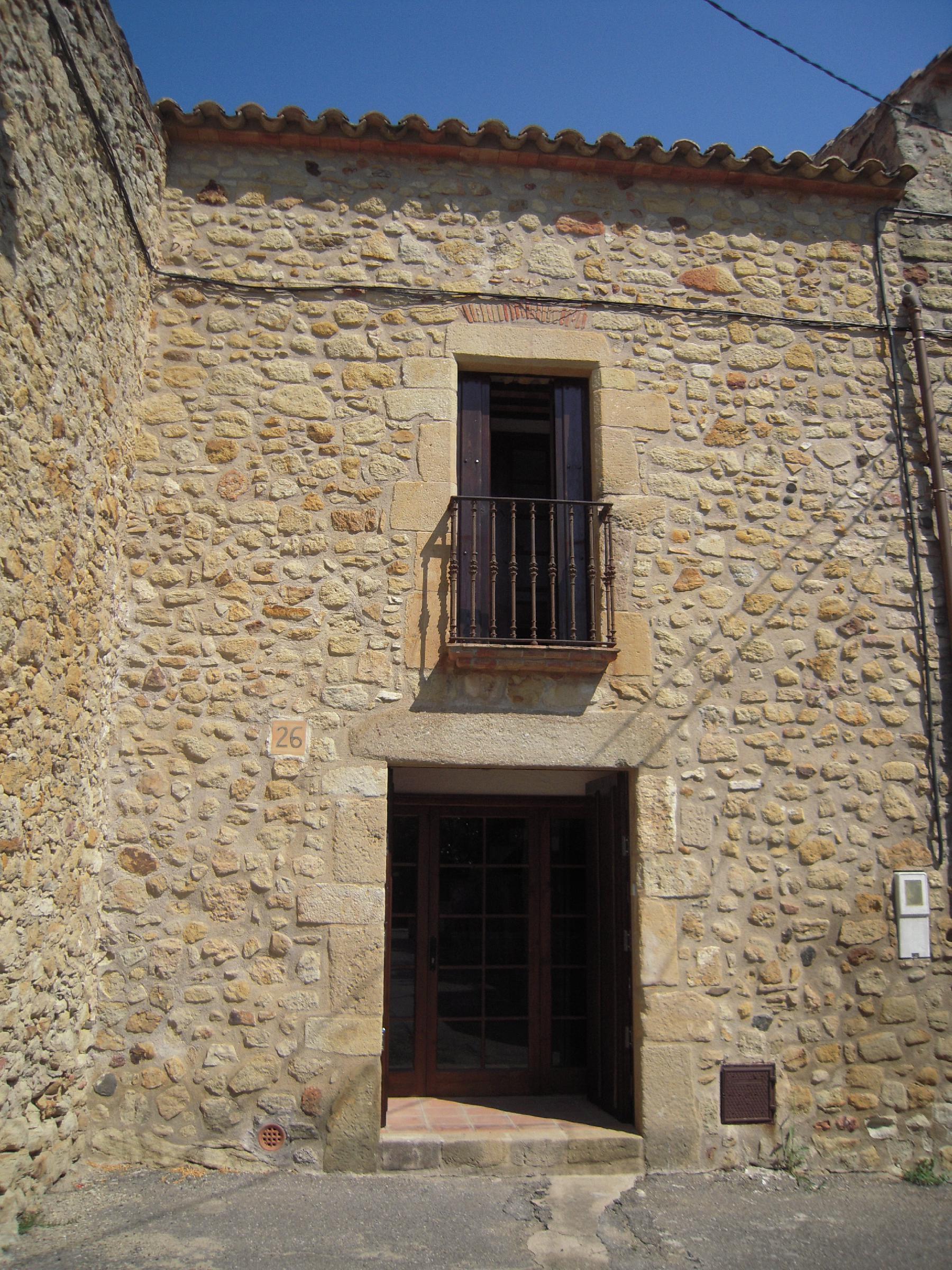 Imagen 1 Casa Rústica en venta en Pals / Recinto Medieval
