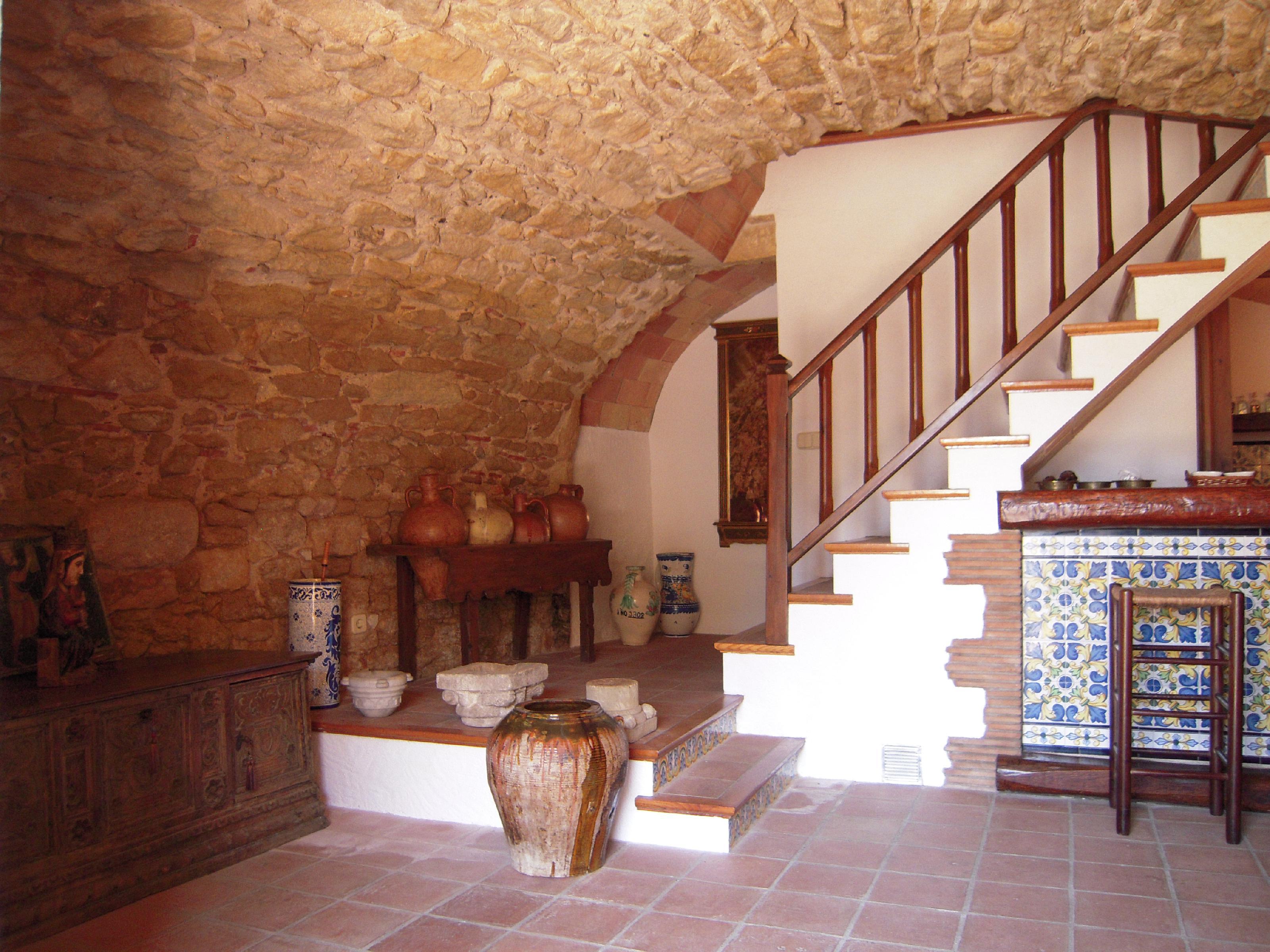 Imagen 2 Casa Rústica en venta en Pals / Recinto Medieval